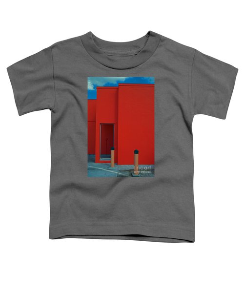 Electric Back Toddler T-Shirt
