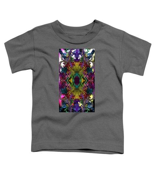 Electric Eye Toddler T-Shirt