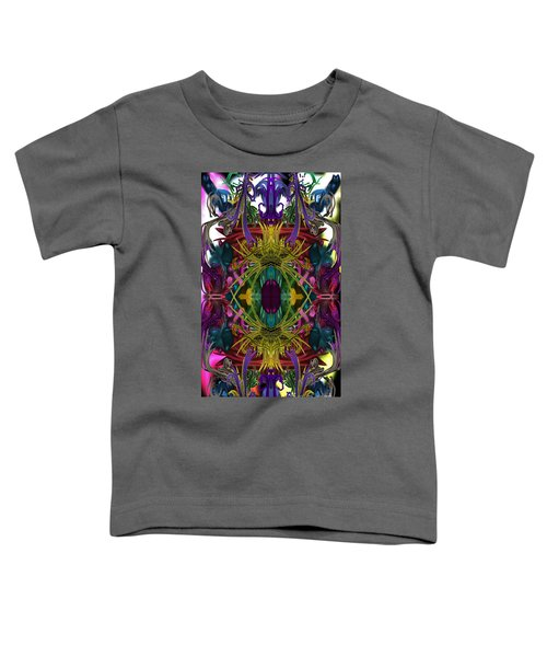 Electric Eye Toddler T-Shirt