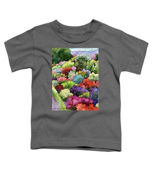 Electric Garden Toddler T-Shirt