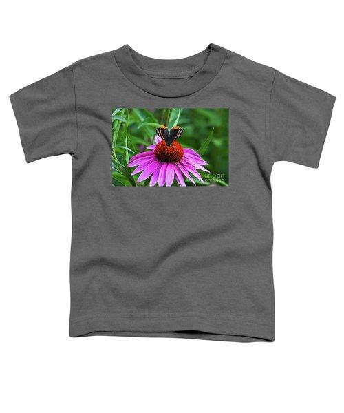 Elegant Butterfly Toddler T-Shirt