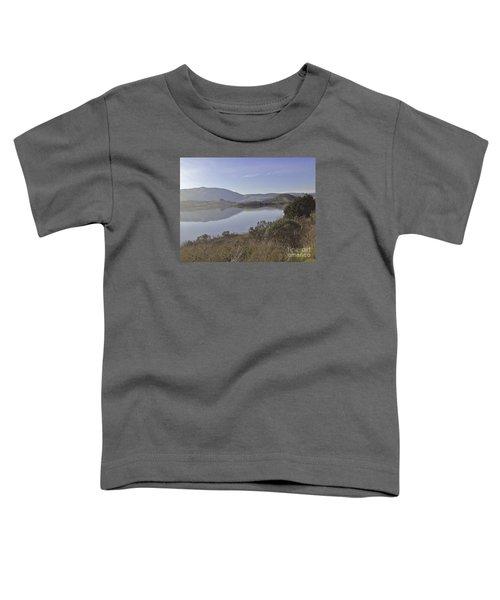 Elephant Hill In Mist Toddler T-Shirt