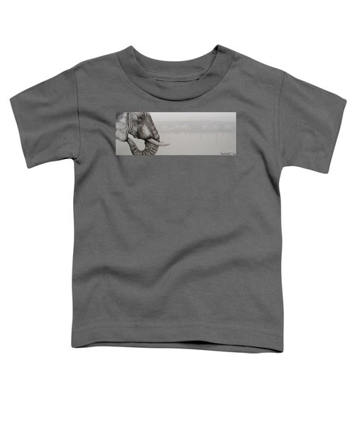 Elephant Tears Toddler T-Shirt