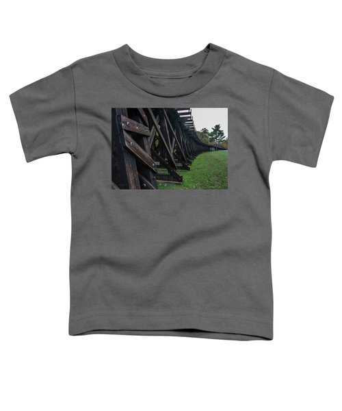 Harpers Ferry Elevated Railroad Toddler T-Shirt