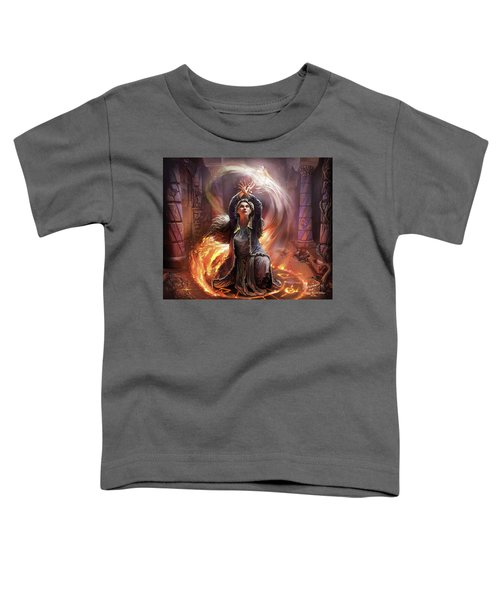 Elf Mage Toddler T-Shirt