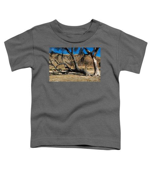 Elizabeth Lake Tree Toddler T-Shirt