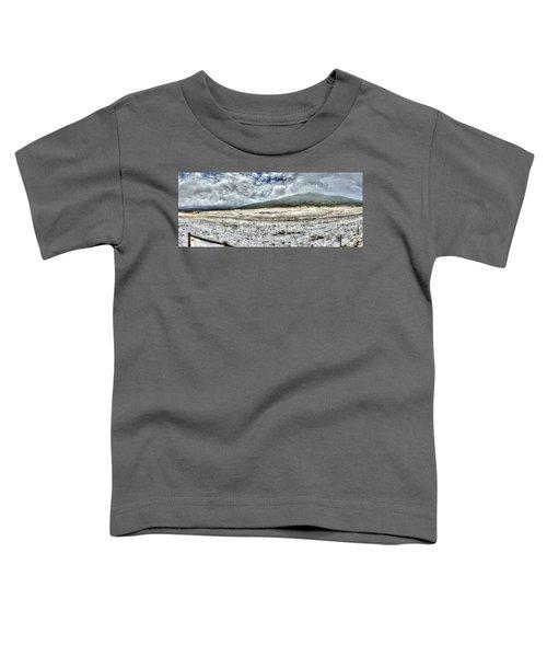 Elk Meado Pano Toddler T-Shirt
