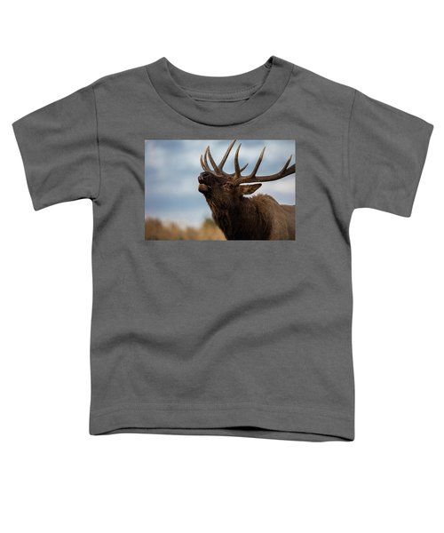 Elk's Screem Toddler T-Shirt