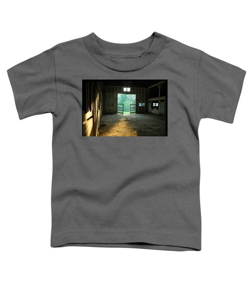 Ellwood Barn 2 Toddler T-Shirt