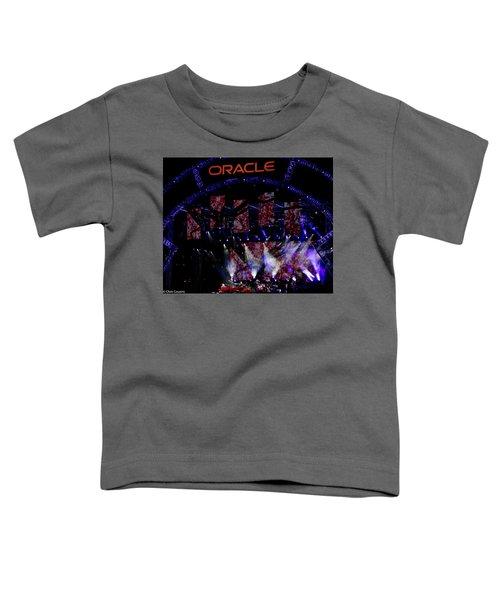 Elton John At Oracle Open World In 2015 Toddler T-Shirt