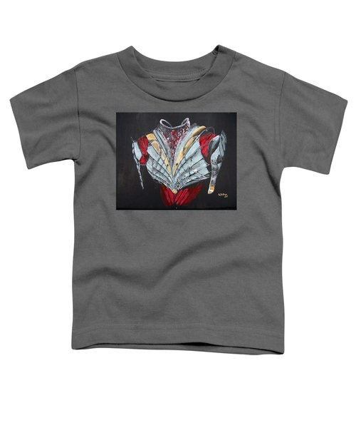 Elven Armor Toddler T-Shirt