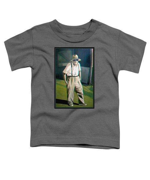 Elwood - 2d-3d Anaglyph Conversion Toddler T-Shirt
