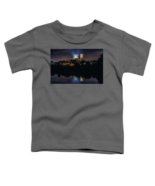 Ely Cathedral By Night Toddler T-Shirt