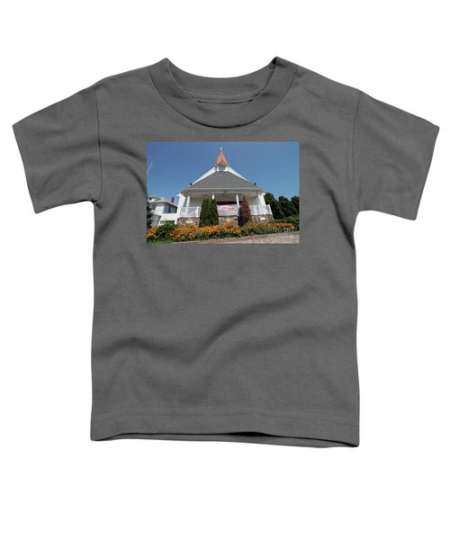 Emanuel Lutheran Church  Patchogue Ny Toddler T-Shirt