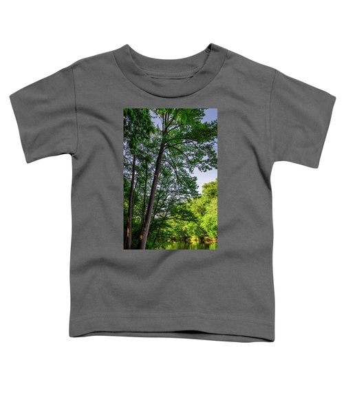 Emerald Afternoon Toddler T-Shirt