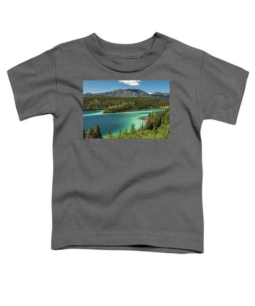 Emerald Lake Toddler T-Shirt