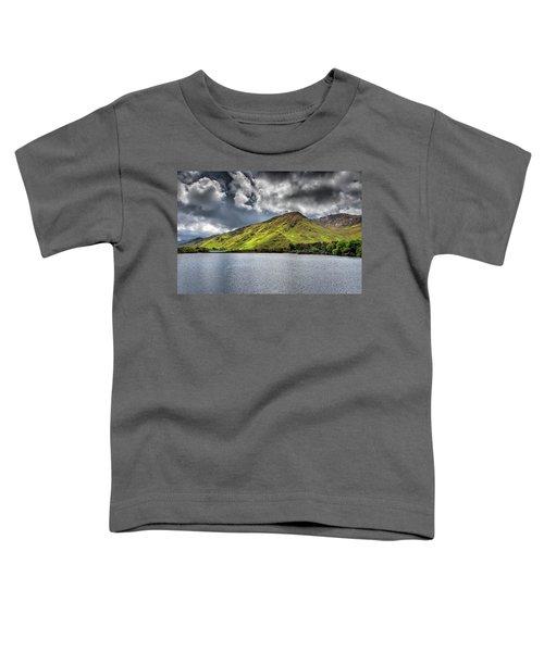 Emerald Peaks Toddler T-Shirt