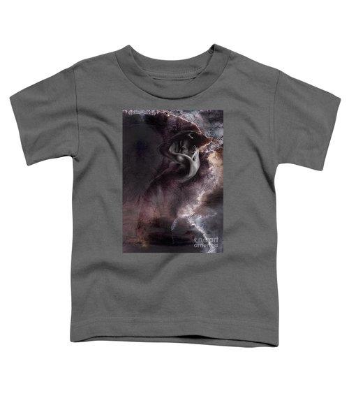Emergent 1b - Textured Toddler T-Shirt