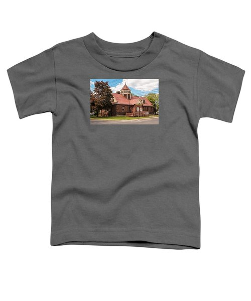 Emily Williston Memorial Library And Museum Toddler T-Shirt