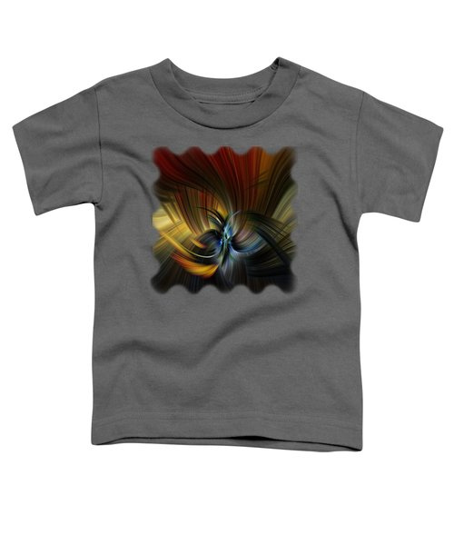 Emotional Release Toddler T-Shirt by Mark Myhaver