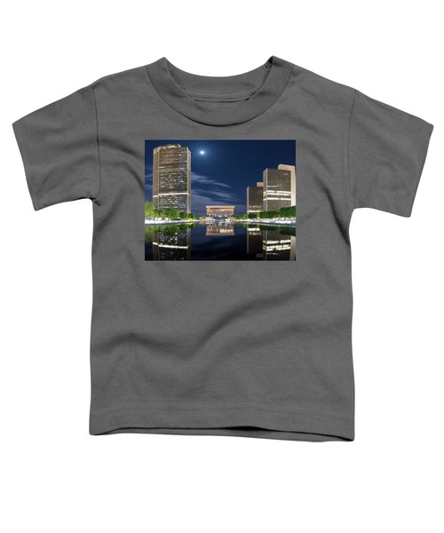Empire State Plaza Toddler T-Shirt