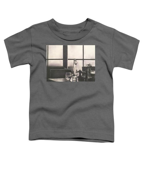 Empty Glass Toddler T-Shirt