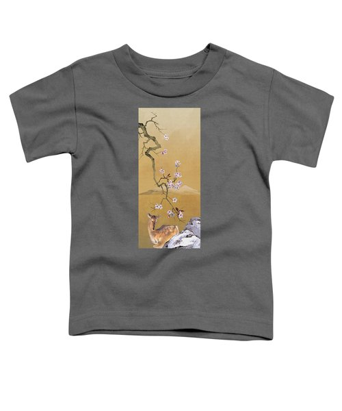 Enchanted Doe Toddler T-Shirt