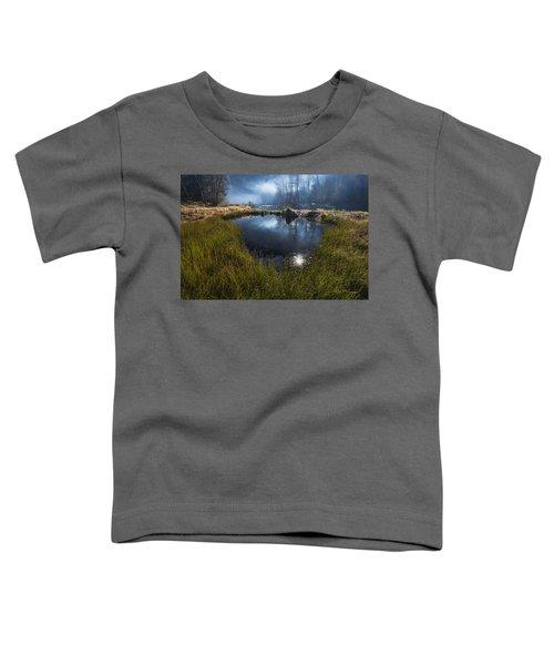 Enchanted Pond Toddler T-Shirt