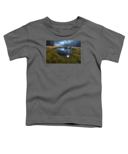 Enchanted Pond Toddler T-Shirt
