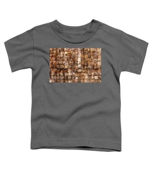 End Grain 132 Toddler T-Shirt