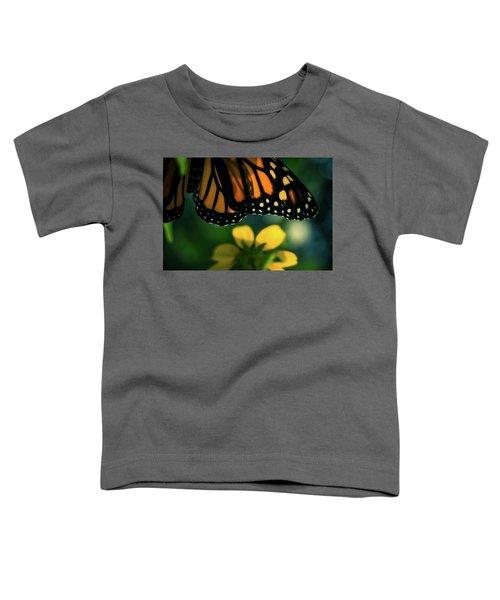 End Of Summer Monarch Toddler T-Shirt