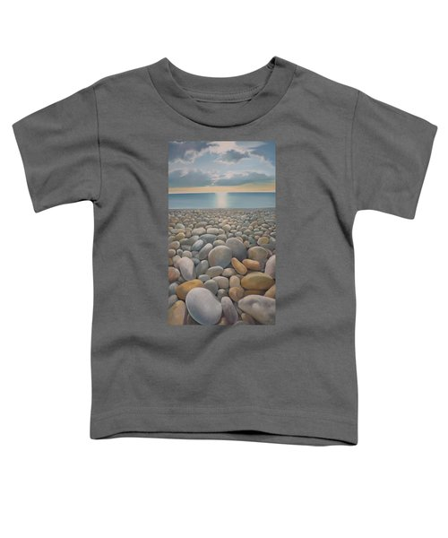 End Of The Day Toddler T-Shirt