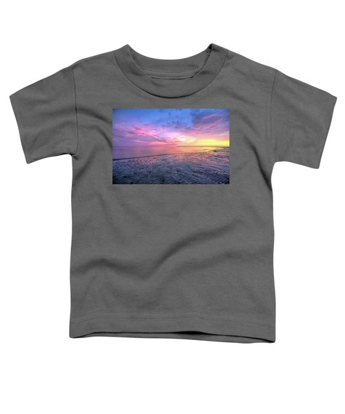 End Of The Day. Toddler T-Shirt