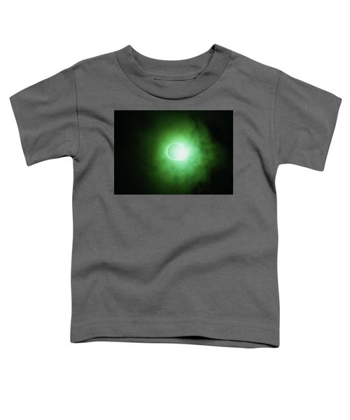 End Of Totality Toddler T-Shirt
