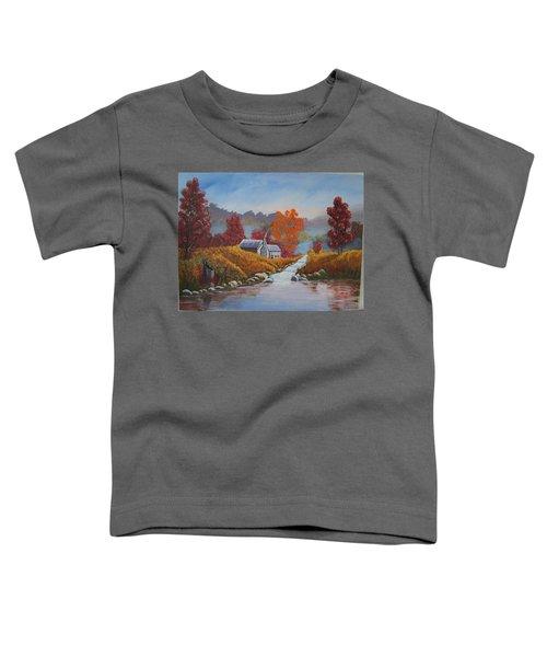 English Countryside Toddler T-Shirt