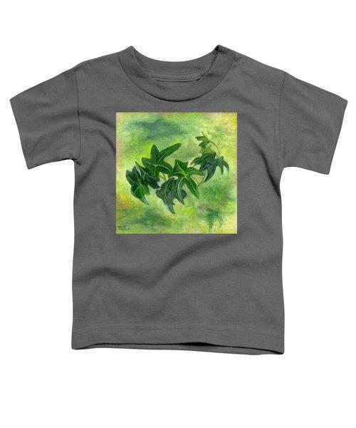 English Ivy Toddler T-Shirt