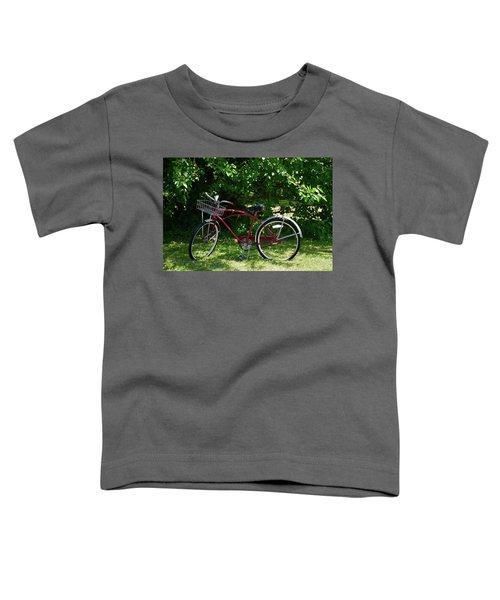 Enjoy The Ride Toddler T-Shirt