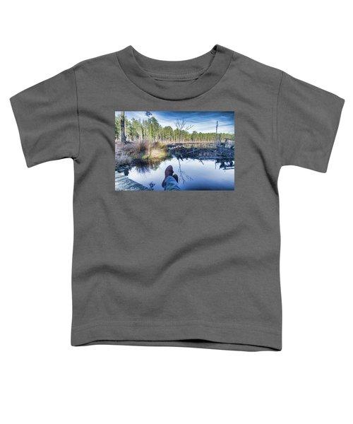 Enjoying The View Toddler T-Shirt