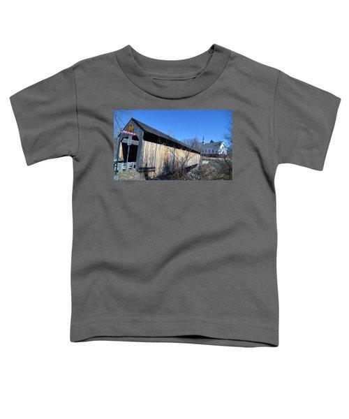 Enter Here Toddler T-Shirt