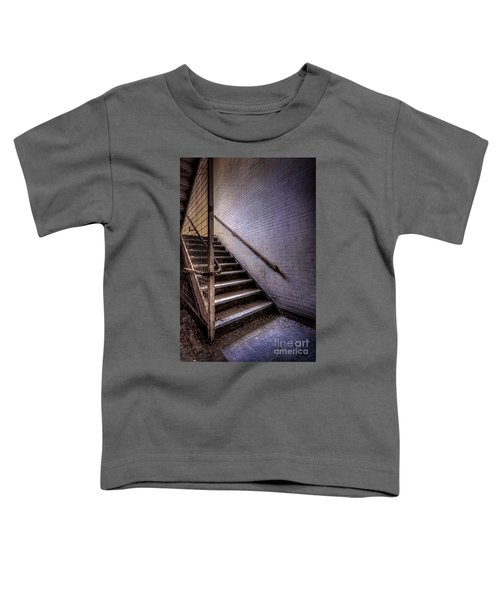 Enter The Darkness Toddler T-Shirt