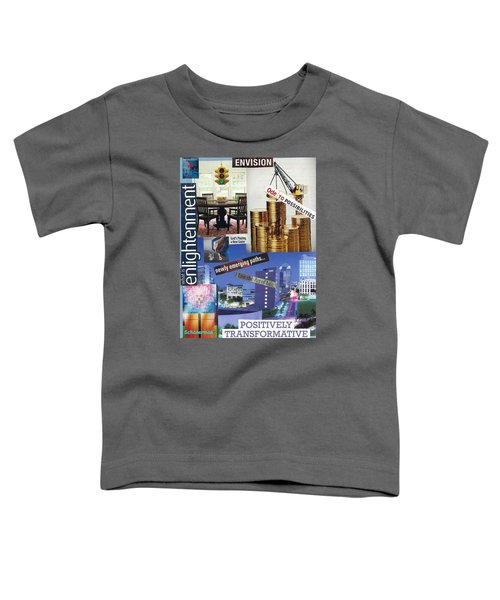 Envision More Toddler T-Shirt