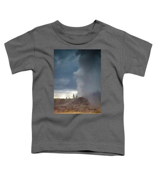 Eruption Toddler T-Shirt