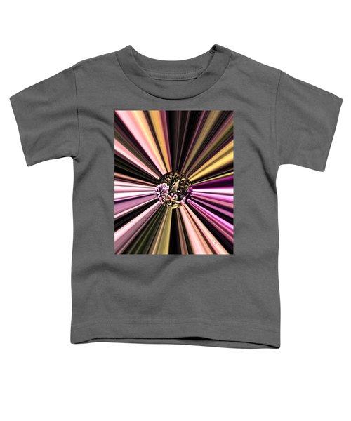 Eruption Of Color Toddler T-Shirt