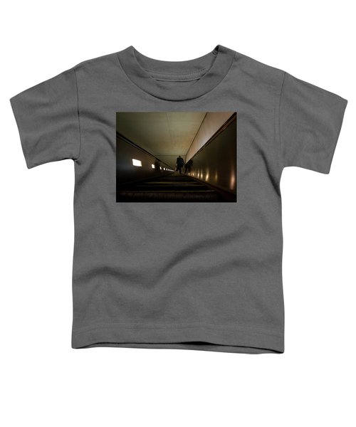 Escalation Toddler T-Shirt