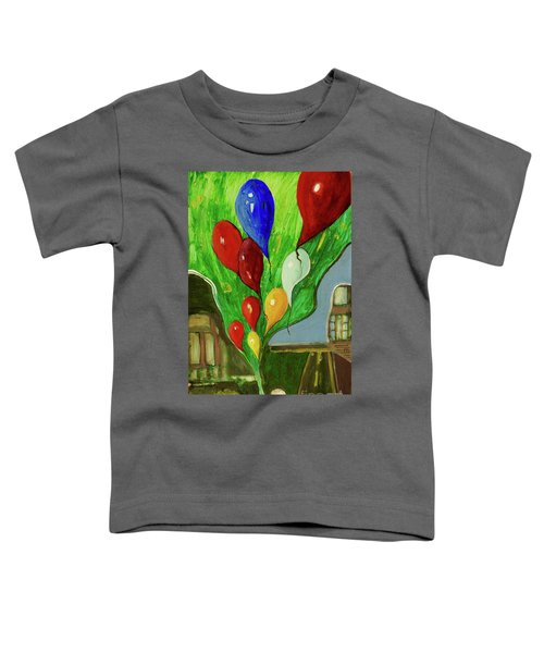 Escape Toddler T-Shirt