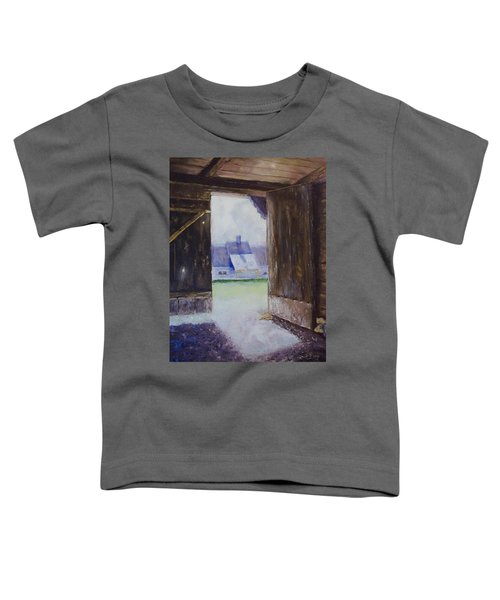 Escape The Sun Toddler T-Shirt