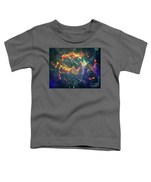 Escaping The Vortex Toddler T-Shirt