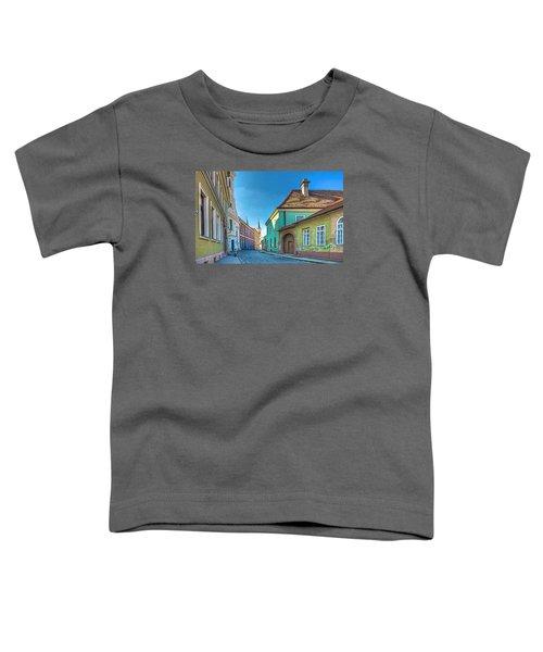 Esztergom Pastels Toddler T-Shirt