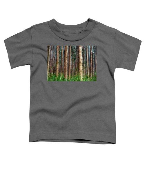 Eucalyptus Forest Toddler T-Shirt
