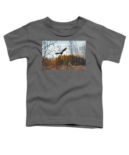 Evanescent Beauty Of Woodlands Toddler T-Shirt